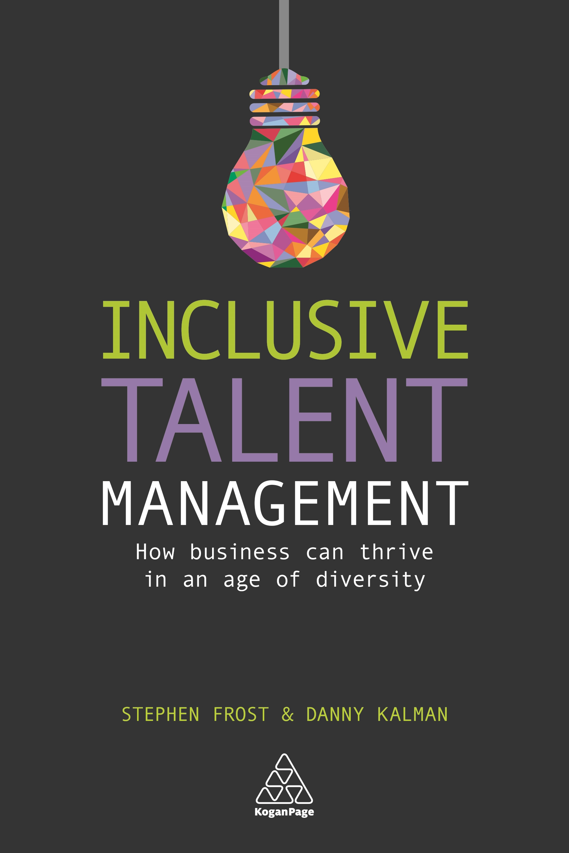 Inclusive Talent Management by Stephen Frost