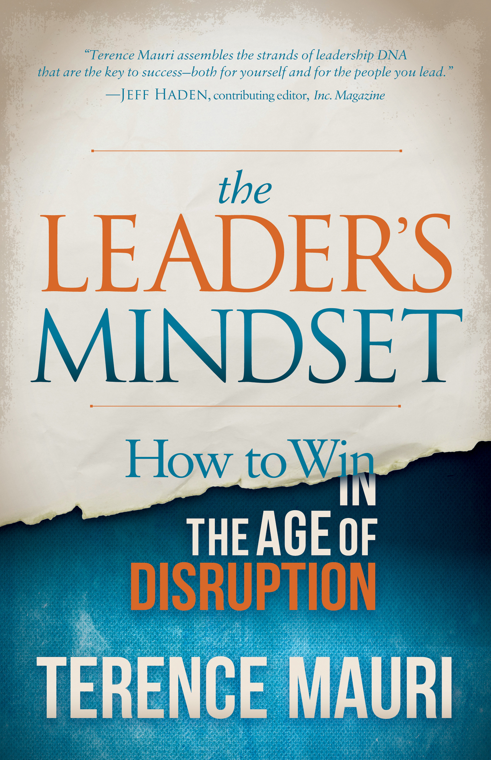 The Leaders Mindset by Terence Mauri