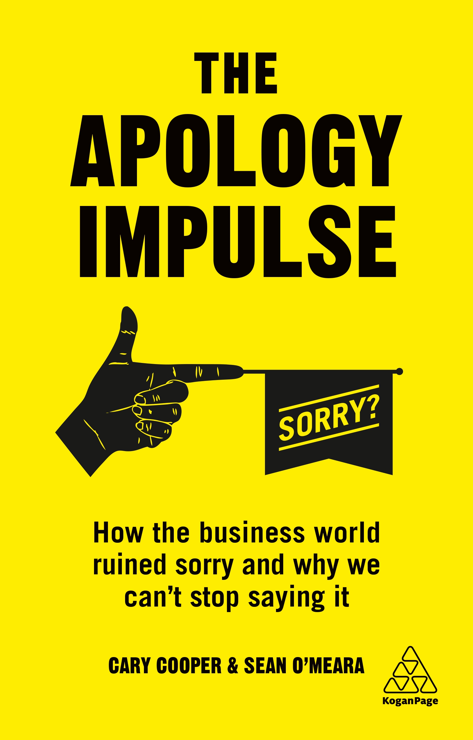 The Apology Impulse