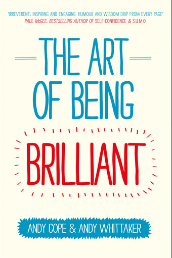 The Art of being Brillliant
